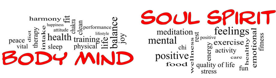 Body Mind Soul Spirit Balance